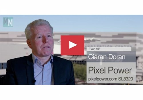 Pixel Power Q&A NAB 2017