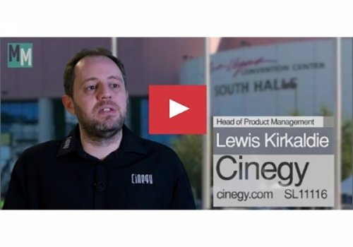 Cinegy Q&A NAB 2017