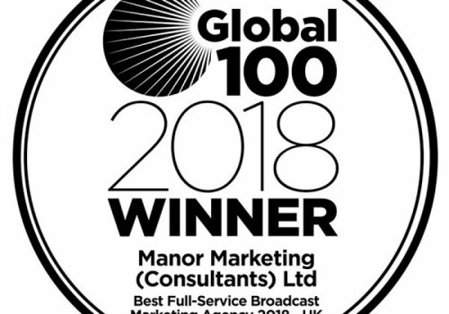 Manor Marketing wins Best Full-Service Broadcasting Marketing Agency 2018 in the M & A Global…