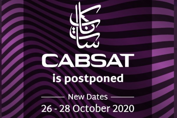 CABSAT 2020 Postponed