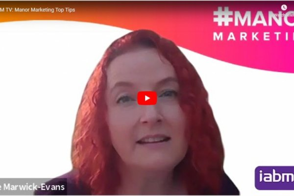 IABM TV: CEO Jennie Marwick-Evans talks Marketing in These Uncertain Times