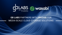Wasabi for media-scale cloud storage solutions