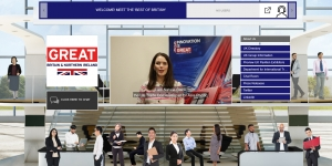 British high-tech companies highlighted in UK Pavilion at virtual ConnecTechAsia