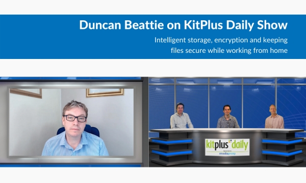 GB Labs: Kitplus Daily - An interview with Duncan Beattie