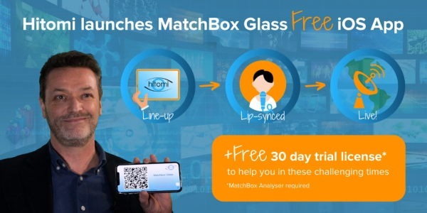 Hitomi: MatchBox Glass FREE iOS app launches